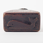 image of Tooth-Handled Whale Stamp