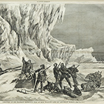 "image of ""Discovery of the Franklin Expedition Boat"""