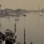 image of Mystic River, CT, 1899