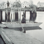 image of Charles A. Fenner's Patent Folding Boat