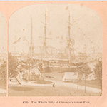image of The Whaleship at Chicago's Great Fair