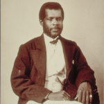 image of Portrait of Seated Unidentified Black Man