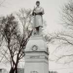 image of Soldier's Monument, Mystic CT