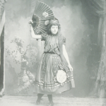 "image of Portrait of a Woman Dressed as a ""Gypsy"""