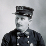 image of Portrait of a Fire Department Chief