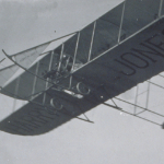 image of Harry Jones's Airplane Makes a Stop in Mystic
