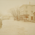 image of Flooded Street, Pawcatuck, CT