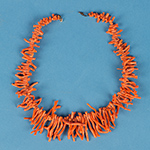 image of Red Coral Necklace