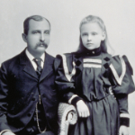 "image of Portrait of ""John Noyes"" and Young Girl"