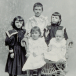 image of Portrait of Group of Children