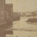 image of Stereograph View of Pawcatuck River