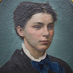image of Portrait of a Captain's Wife