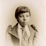 image of Portrait of a Young Black Woman