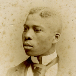 image of Portrait of a Young Black Man