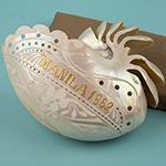 image of Captain Benson's Carved Nautilus Shell