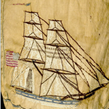 image of Embroidered Seabag
