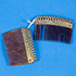 tumbnail of: Tortoise Shell Hair Combs