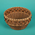 tumbnail of: Native American Ash Splint Basket