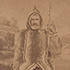 image of Captain John O. Spicer in Inuit Clothing