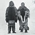 tumbnail of: Aivilik Inuit Couple (Paul and Wife) in Winter Dress