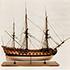 image of HMS Buford, Model Ship