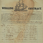 image of <em>Atlantic</em>'s Whaling Contract